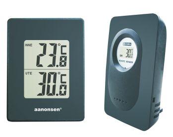 Trådløst Inne/ute termometer