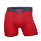 Tufte Mens Boxer Briefs High Risk Red / Dress Blues